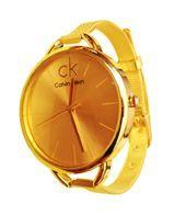 خرید ساعت CK بند حصیری طلایی